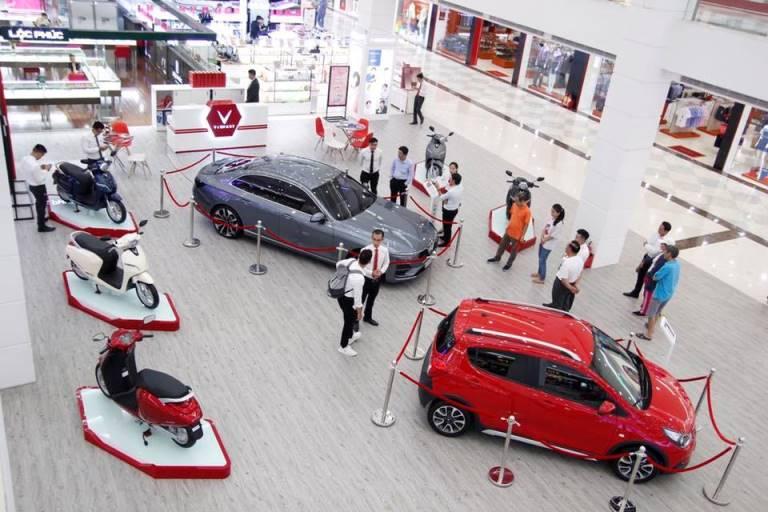 Còn nhiều kỳ vọng ở thị trường xe hơi thời điểm đầu năm 2021