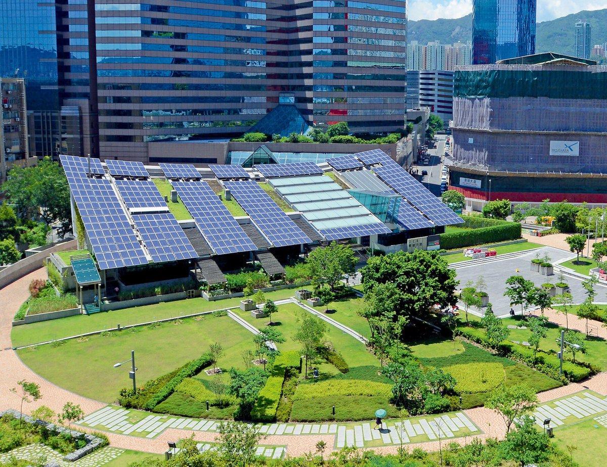 Bảo vệ môi trường nhìn từ câu chuyện thiết kế kiến trúc
