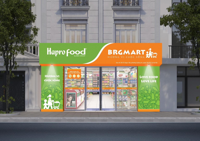 Hệ thống siêu thị BRGMart & Minimart HaproFood/BRGMart tưng bừng khuyến mãi mừng sinh nhật