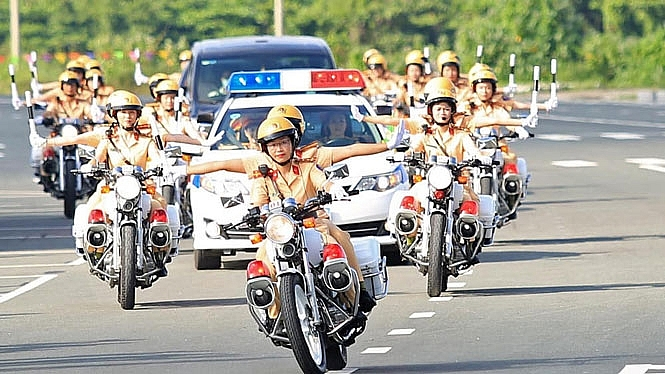 Hà Nội phân luồng giao thông mới nhất phục vụ Đại hội XIII của Đảng