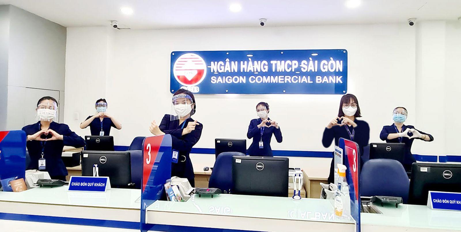 Cùng Ngân hàng Sài Gòn (SCB) hòa nhịp sống mới