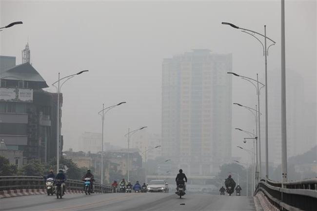 Chất lượng không khí Hà Nội trong tuần đầu tháng 10 diễn biến xấu