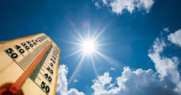 Dự báo thời tiết 8/5: Nắng nóng khắp ba miền