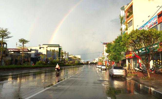 Dự báo thời tiết ngày 27/5: Cảnh báo mưa dông và mưa lớn cục bộ
