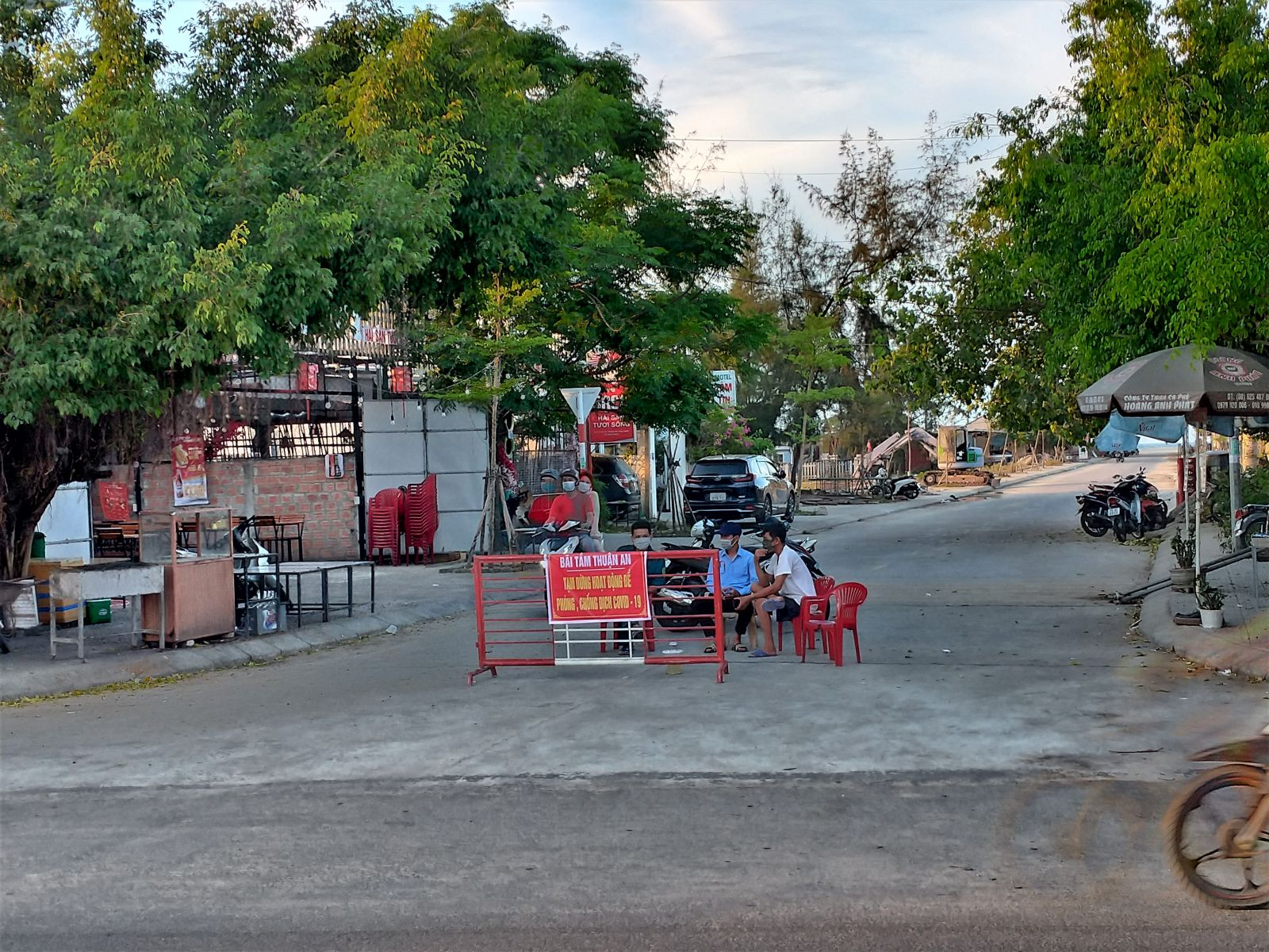 Thừa Thiên -Huế: Tạm dừng hoạt động các bãi biển để phòng chống Covid-19