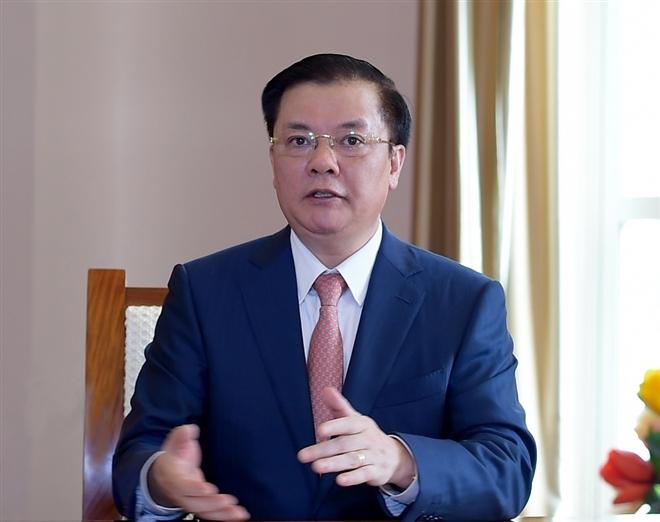 """Bí thư Thành ủy Hà Nội Đinh Tiến Dũng: Hà Nội áp dụng biện pháp mạnh để tận dụng """"thời điểm vàng"""""""