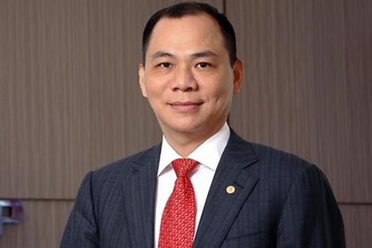 Chủ tịch Phạm Nhật Vượng: