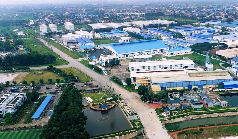 Xây dựng mô hình kinh tế tuần hoàn ở các khu công nghiệp