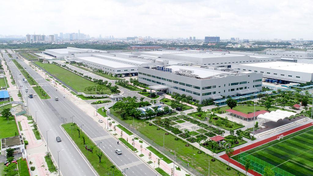 Nâng chuẩn các khu công nghiệp để thu hút đầu tư