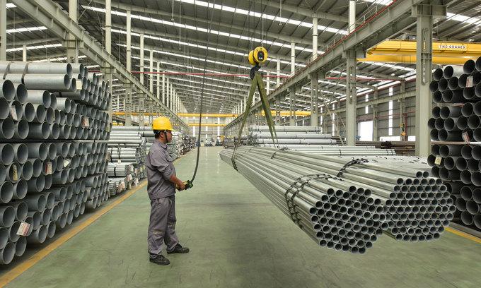 4 tháng đầu năm, Việt Nam xuất khẩu 2,1 triệu tấn thép các loại