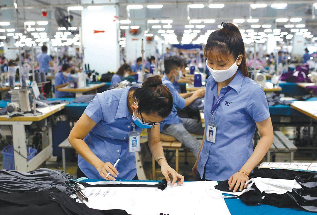 DN xuất khẩu hàng may mặc Việt Nam có đủ đơn hàng để sản xuất hết quý III
