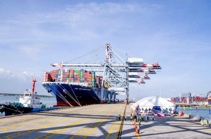 Bức tranh sáng màu cho thị trường cảng biển
