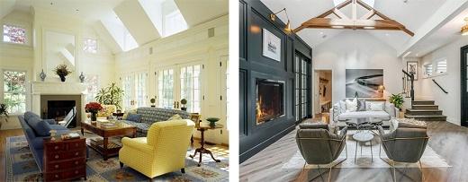 Những xu hướng thiết kế phòng khách hứa hẹn `làm mưa làm gió` năm 2021