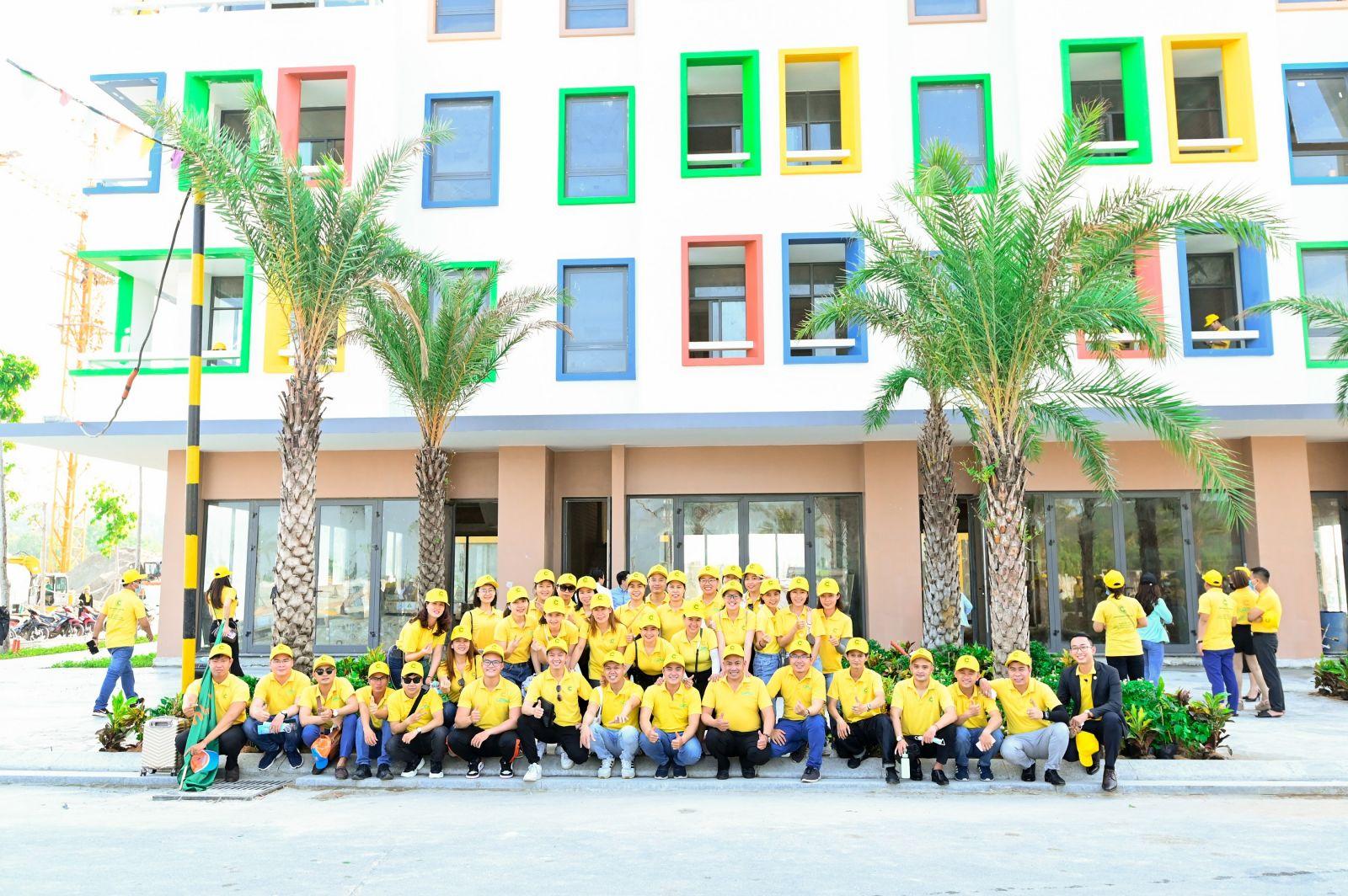 600 vị khách đặc biệt xông nhà Meyhomes Capital Phú Quốc