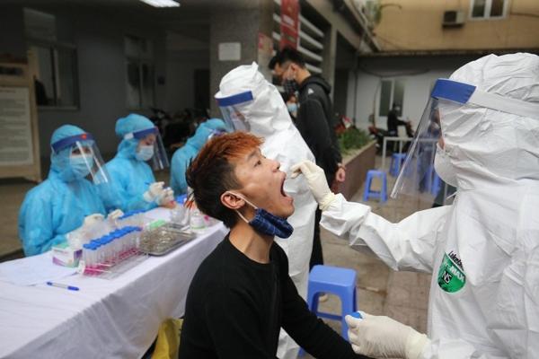 Sáng 26/4, Việt Nam thêm 3 bệnh nhân COVID-19