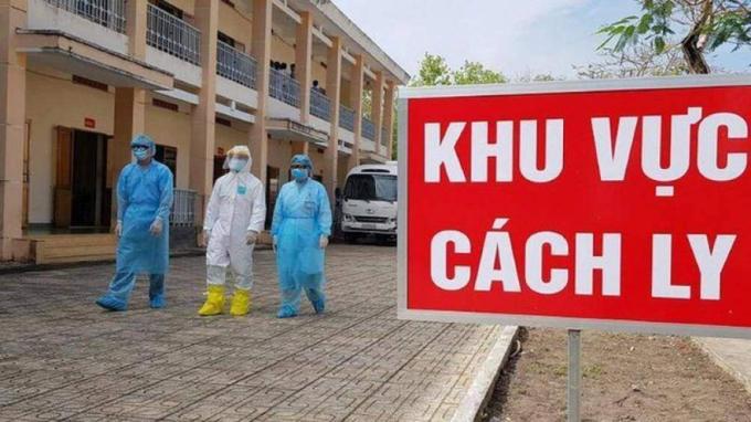 Yên Bái: 1 người Việt mắc COVID-19 lây từ chuyên gia Ấn Độ