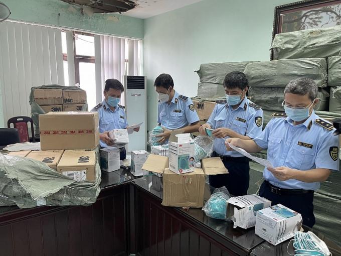 Hà Nội phát hiện 400.000 thiết bị y tế giả mạo nhãn hiệu