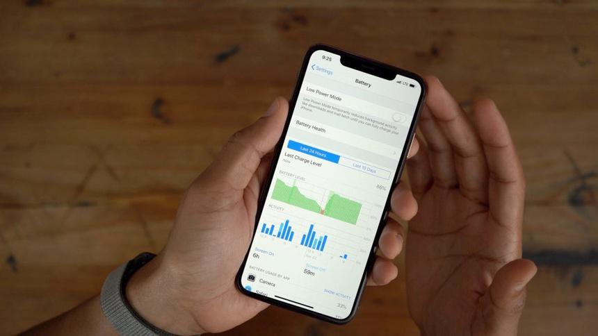 Người dùng iPhone phàn nàn về việc việc cập nhật iOS 14.6 gây lỗi hao pin
