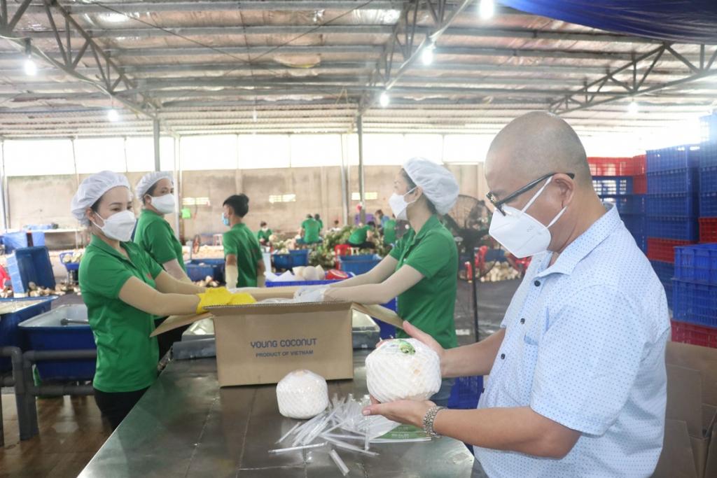 Nhiều chính sách hỗ trợ cho người lao động và doanh nghiệp để tăng tốc sản xuất