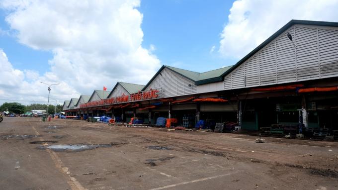 3 chợ nông sản đầu mối tại TP.HCM lên kế hoạch mở cửa trở lại
