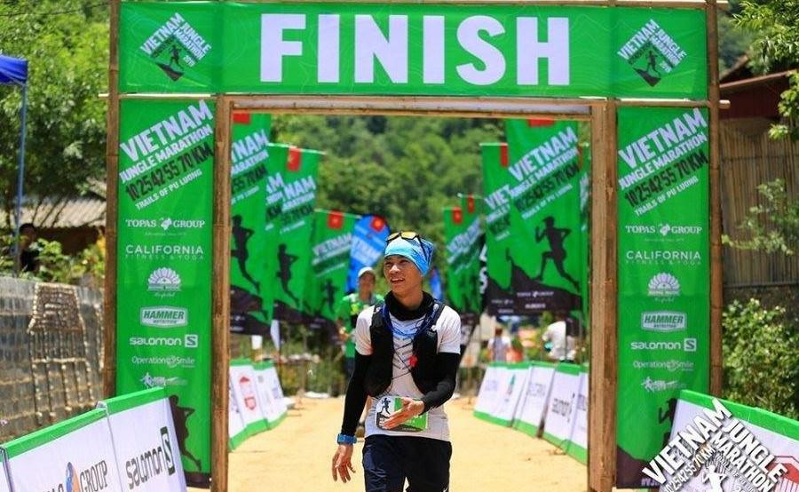 Trọng Nhơn tự hào trở thành đại sứ cho giải chạy quy mô đầu tiên của Tây Ninh