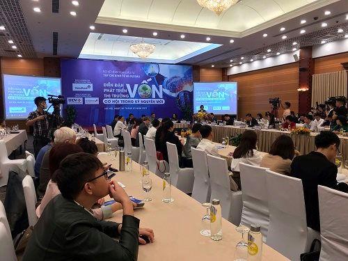 Bức tranh thị trường vốn Việt Nam trong kỷ nguyên mới