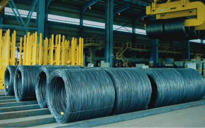 Tồn kho doanh nghiệp ngành thép tăng cao, có đáng lo?