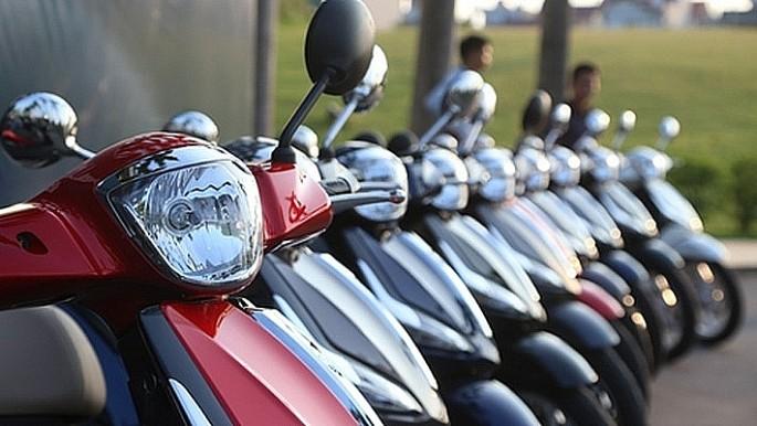 Doanh số xe máy ở Việt Nam giảm mạnh do dịch Covid-19