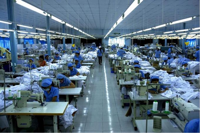 Bức tranh kinh doanh tương phản ngành dệt may quý I/2021