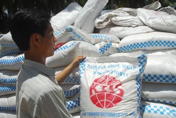 Việt Nam áp thuế chống bán phá giá đường nhập từ Thái Lan