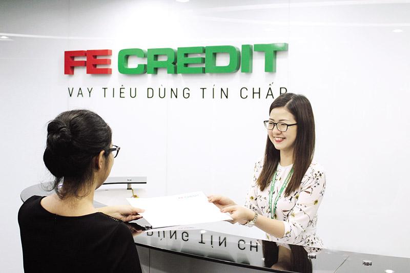 FE Credit: Người đến sau thống lĩnh thị trường