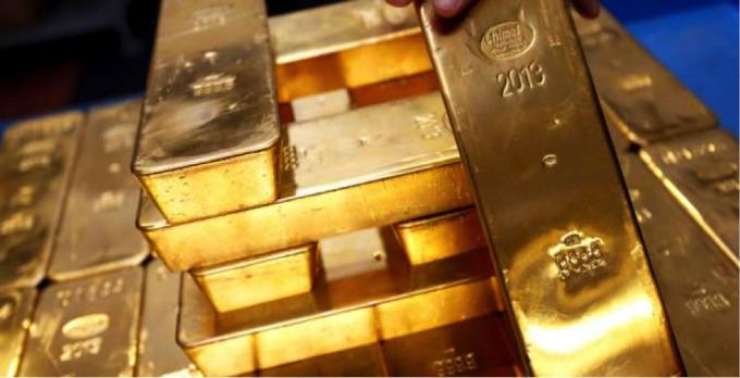 Trung Quốc sản xuất vàng nhiều nhất thế giới trong năm 2020