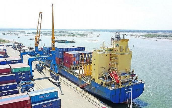 Biện pháp giải tỏa ùn tắc tại cảng biển nơi giãn cách xã hội