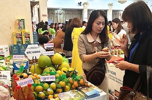 Tổ chức hoạt động liên kết vùng, quảng bá và kết nối hàng hóa giữa TP. Hà Nội và các tỉnh, thành