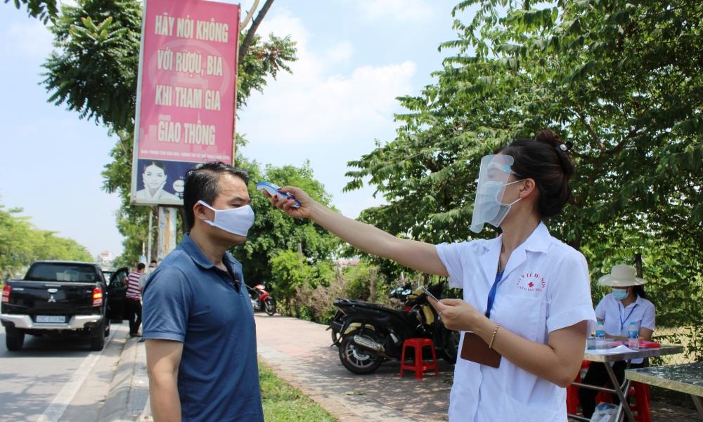 TP. Hà Nội: Vững tâm chống dịch