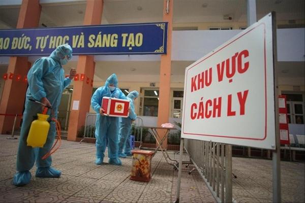 Sáng 22/5, Việt Nam ghi nhận thêm 20 ca mắc COVID-19 mới trong nước