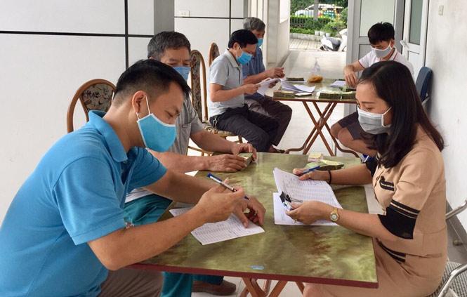 Gần 140 ngàn lao động tự do tại Hà Nội đã được nhận hỗ trợ an sinh