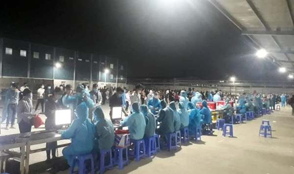 Sáng 18/5, Việt Nam ghi nhận thêm 19 ca mắc Covid-19 mới trong nước