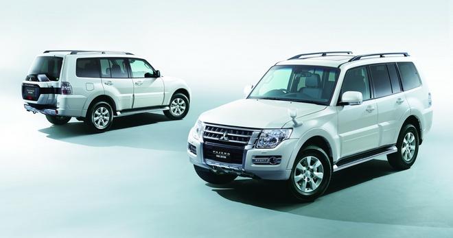 Mitsubishi Pajero sẽ bị dừng sản xuất vào năm 2022