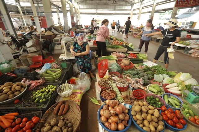 Từ 6/9 người dân mua lương thực, thực phẩm thế nào khi Hà Nội chốt cứng 3 vùng