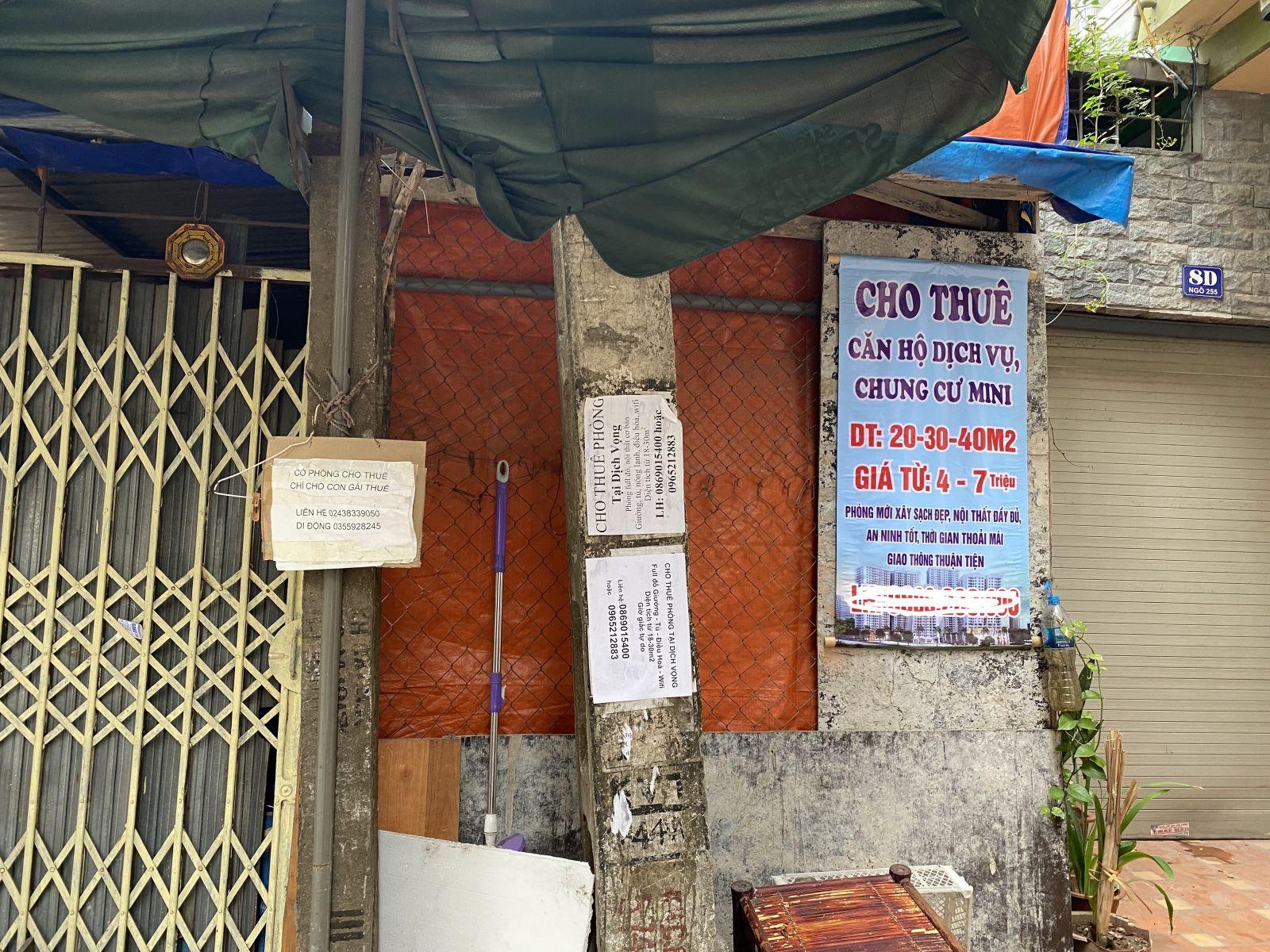 Nhà trọ cho thuê với giá rẻ cũng ế ẩm khi dịch bệnh quay trở lại