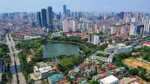 Phát triển Hà Nội theo hướng đô thị xanh, thông minh, hiện đại
