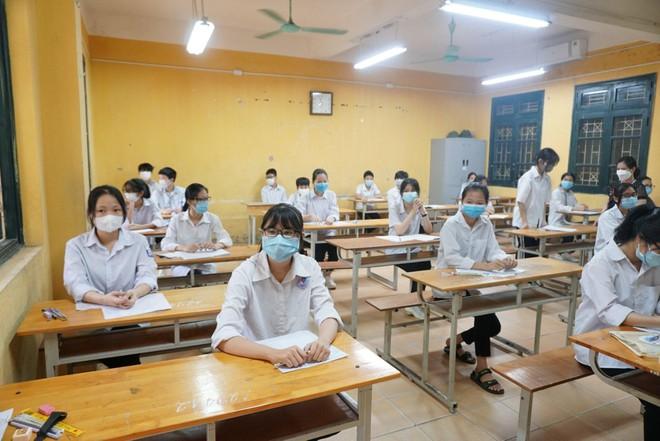 Phương án thi tốt nghiệp riêng cho hàng chục học sinh lớp 12 tại ổ dịch mới huyện Mỹ Đức