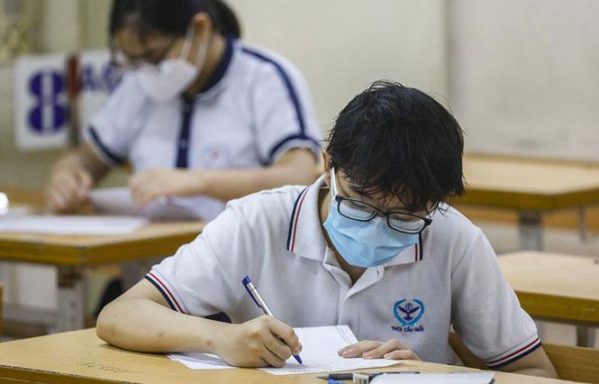 Học sinh có nhiều cơ hội trúng tuyển vào lớp 10 trường công lập