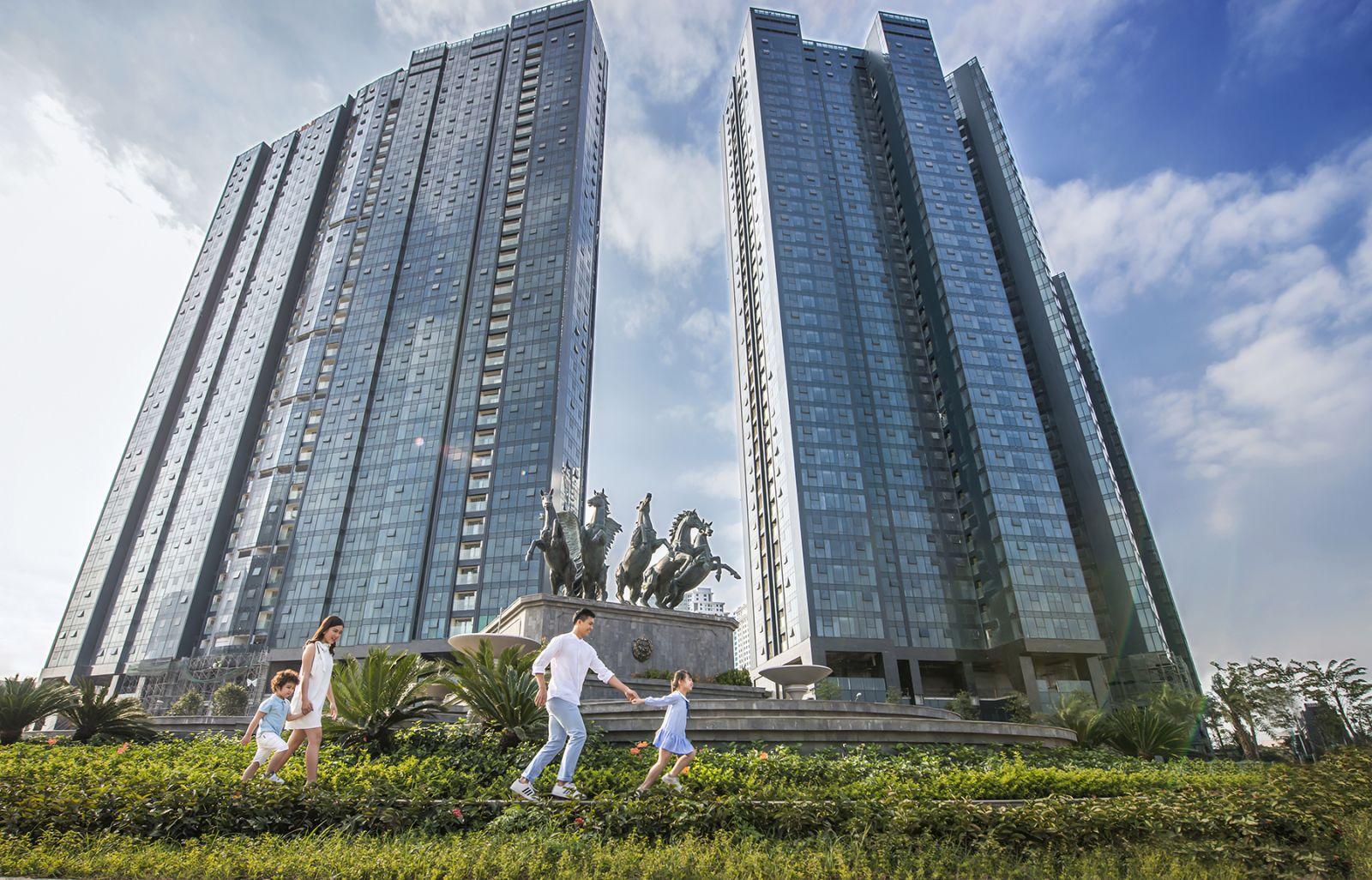 Dự án Sunshine City: Cư dân `chỉ cần dọn tới ở`