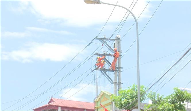 Mùa nắng nóng liêu có thiếu điện?