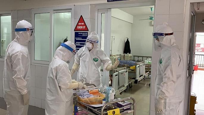 Sáng 5/4 không ghi nhận ca nhiễm Covid-19, tiêm vắc-xin cho hơn 52 nghìn người