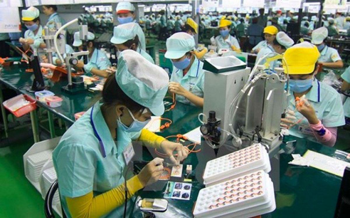 Vốn FDI đạt gần 15,27 tỷ USD, giảm 2,6%