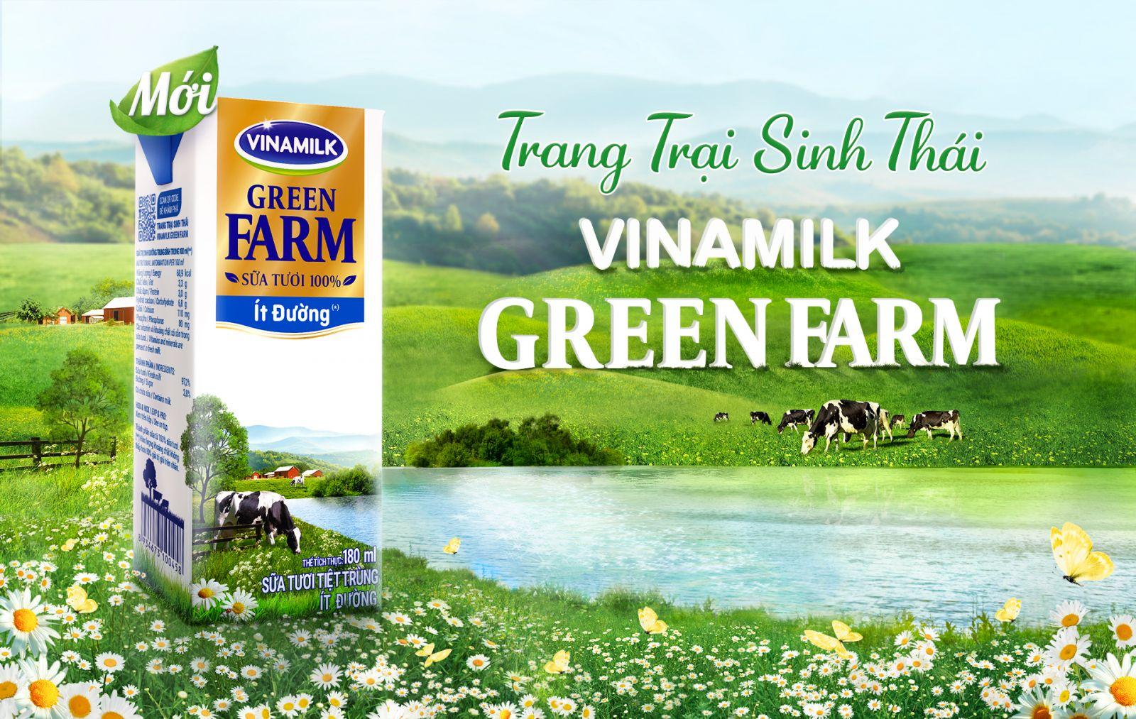 Tìm hiểu `lý lịch` của dòng sữa tươi Green Farm mới đang khiến các mẹ tò mò