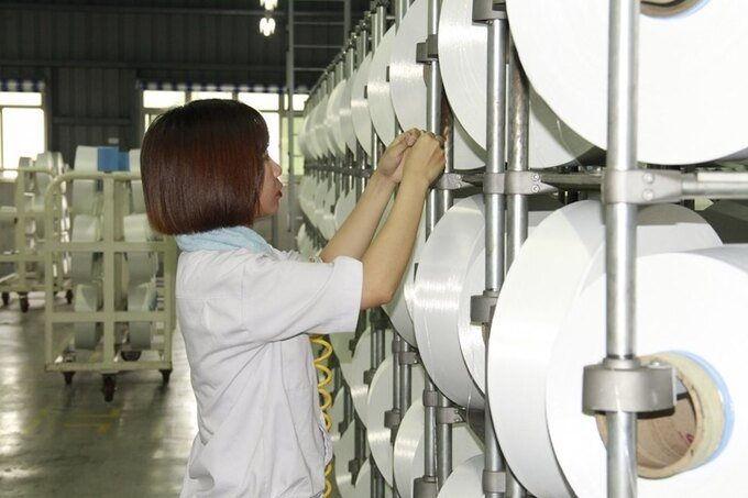 Xơ sợi nhân tạo Việt Nam `thoát` thuế chống bán phá giá tại Ấn Độ